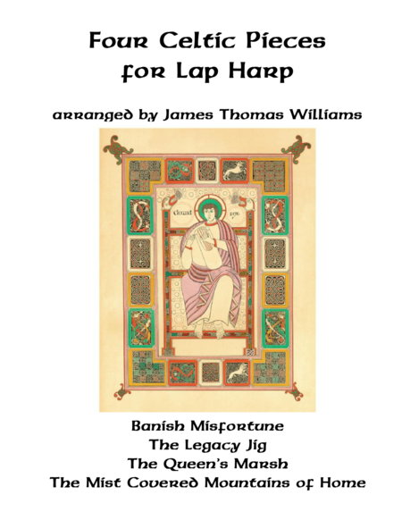 Four Celtic Pieces for Lap Harp