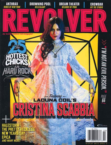 Revolver Magazine February / March 2016