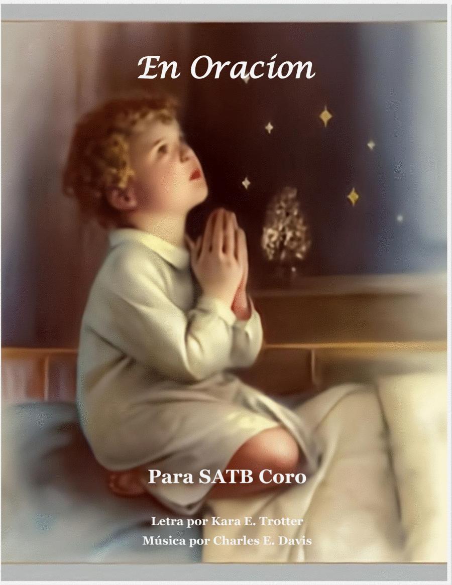 En Oración - SATB Coro