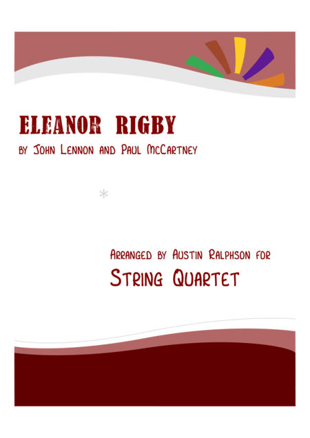 Eleanor Rigby - string quartet