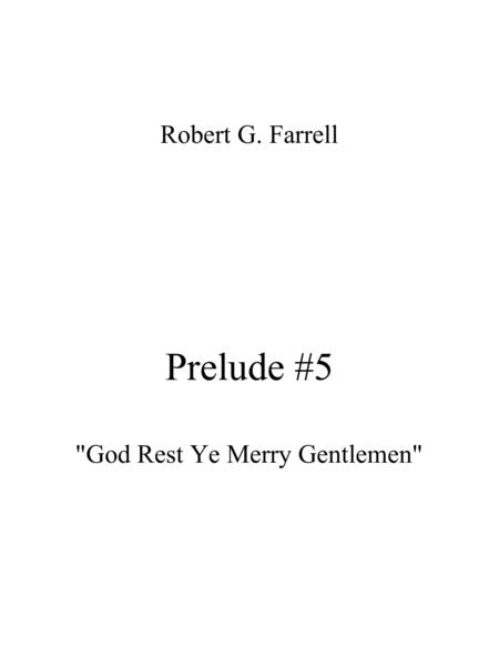 Prelude No. 5