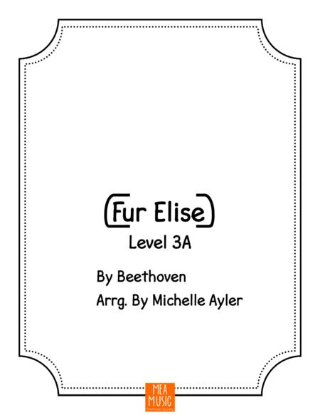 Fur Elise - Level 3A