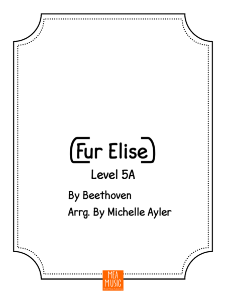 Fur Elise - Level 5A