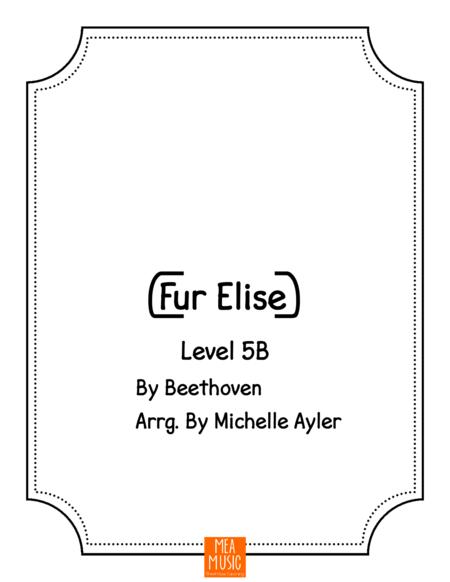 Fur Elise - Level 5B