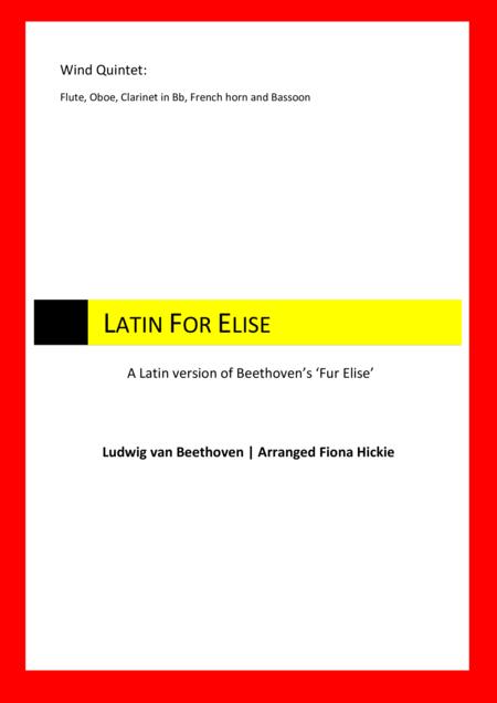 Latin for Elise