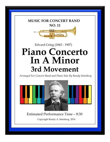 Piano Concerto In A Minor - 3rd Movement