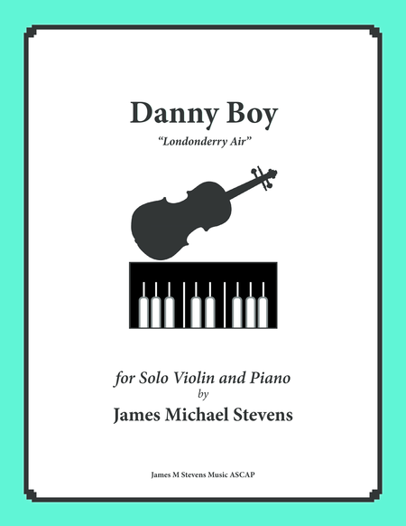 Danny Boy (Londonderry Air) VIOLIN