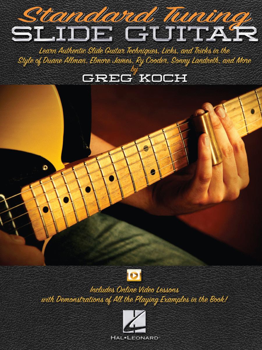 Standard Tuning Slide Guitar