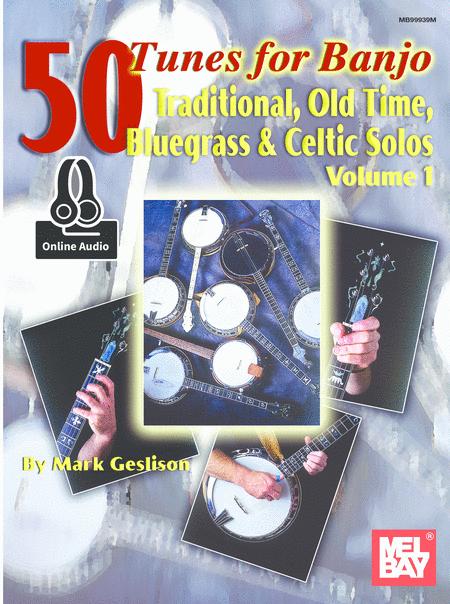 50 Tunes for Banjo, Volume 1