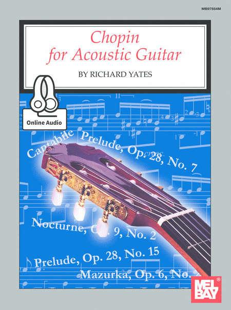 Chopin for Acoustic Guitar