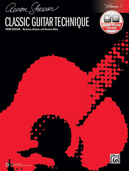 Classic Guitar Technique, Volume 1