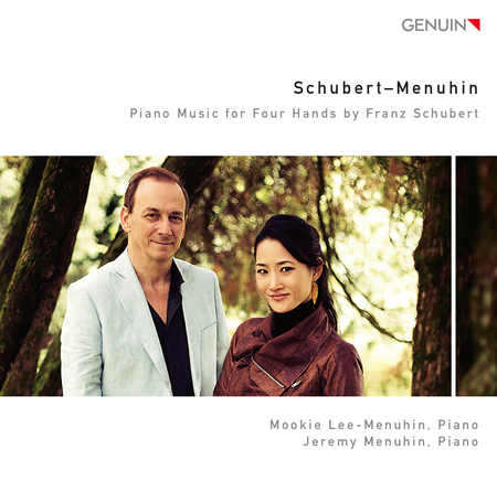 Piano Music for Four Hands by Franz Schubert