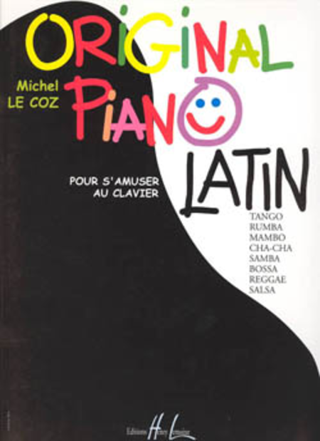 Original Piano Latin