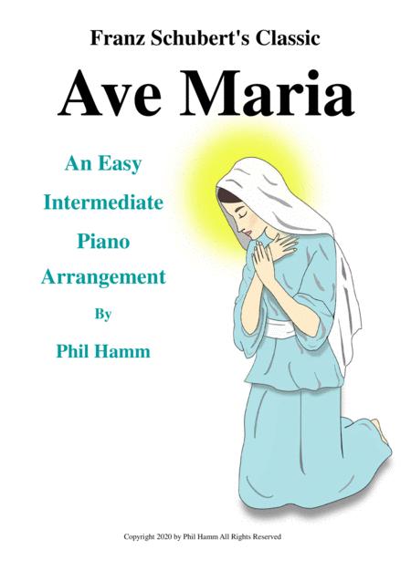 Ave Maria-Easy Intermediate