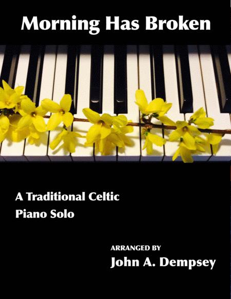 Morning Has Broken (Celtic Piano)
