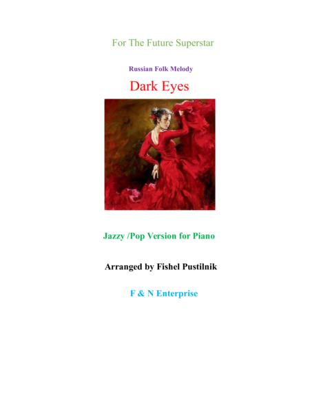 Dark Eyes-Jazzy/Pop Version (