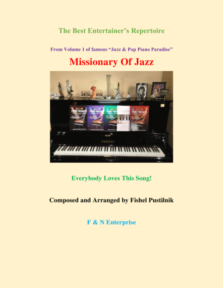 Missionary of Jazz