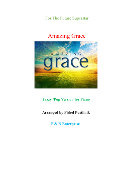 Amazing Grace-Jazz/Pop Version