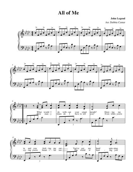 Piano : piano tabs john legend all of me Piano Tabs at Piano Tabs John Legendu201a Piano Tabs John ...