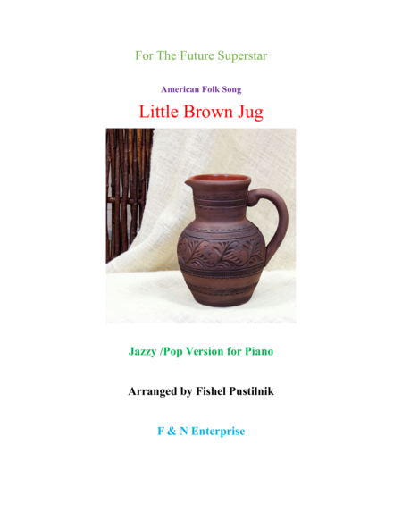 Little Brown Jug-Jazzy/Pop Version