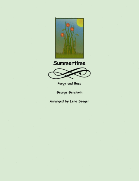 Summertime for Cello and Piano