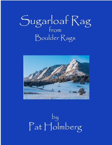 Sugarloaf Rag (from 'Boulder Rags')
