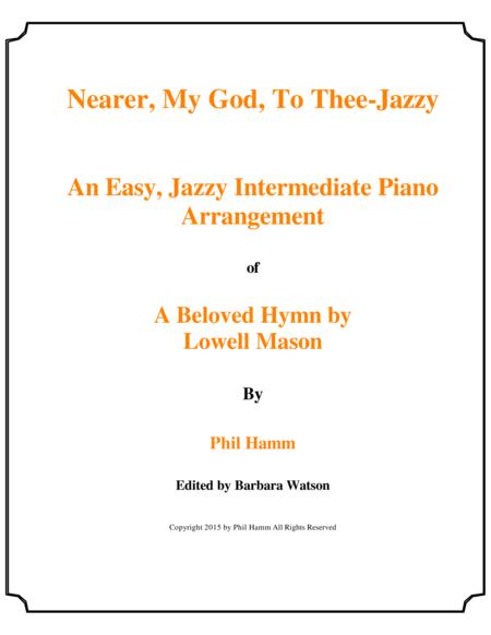 Nearer, My God, To Thee-Jazzy