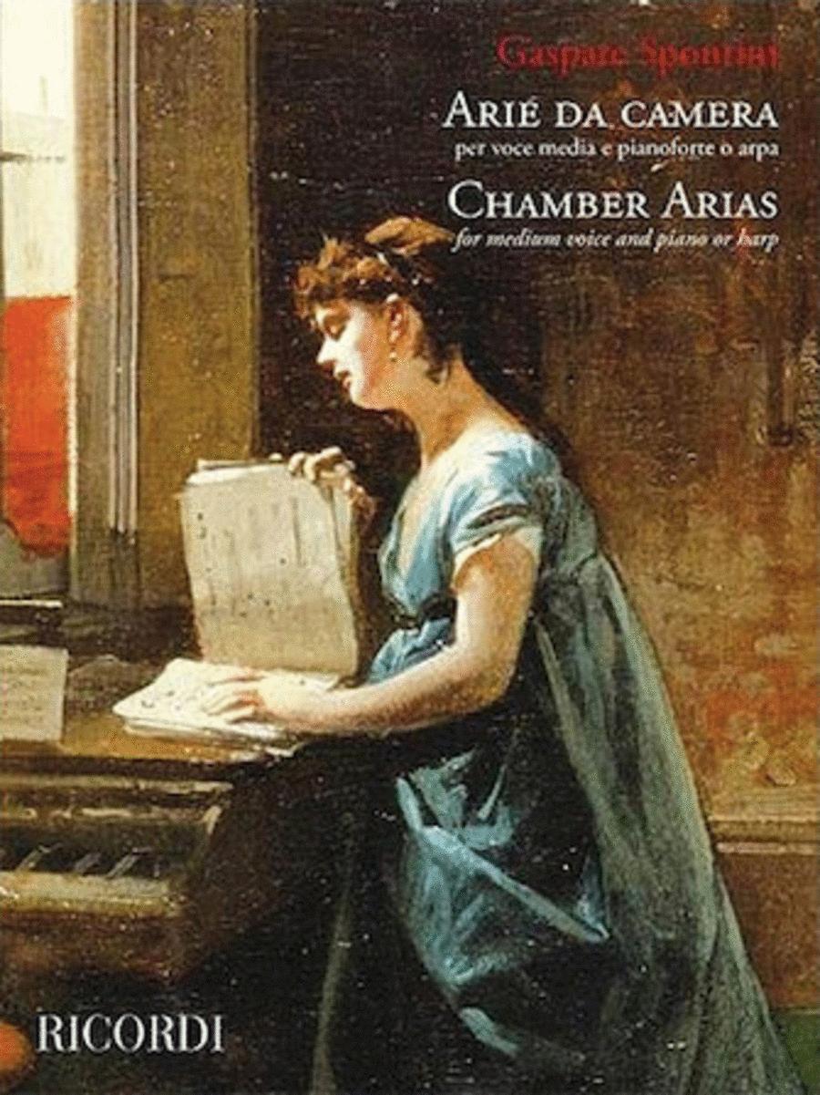 Chamber Arias