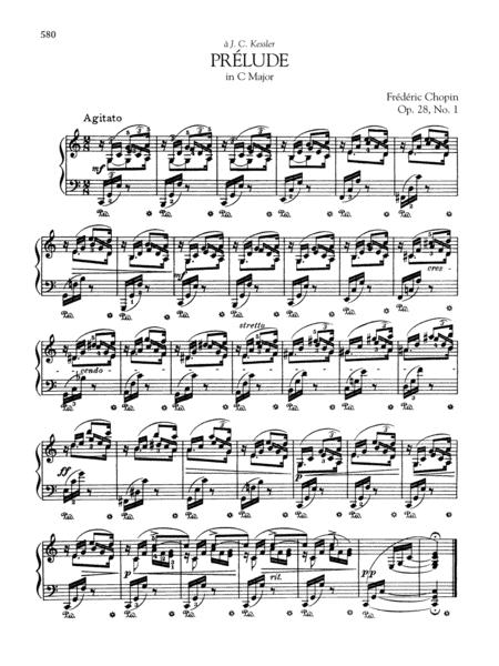 Prélude in C Major, Op. 28, No. 1