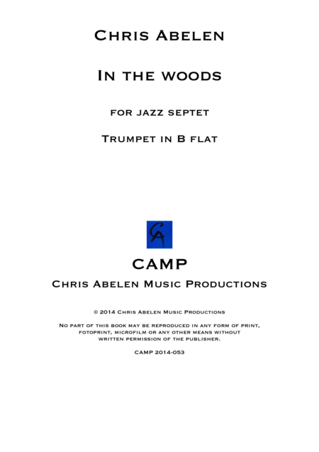 In the woods - Trumpet