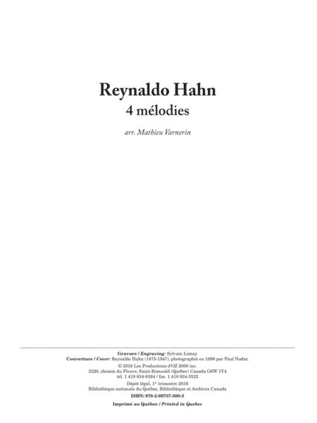 4 melodies
