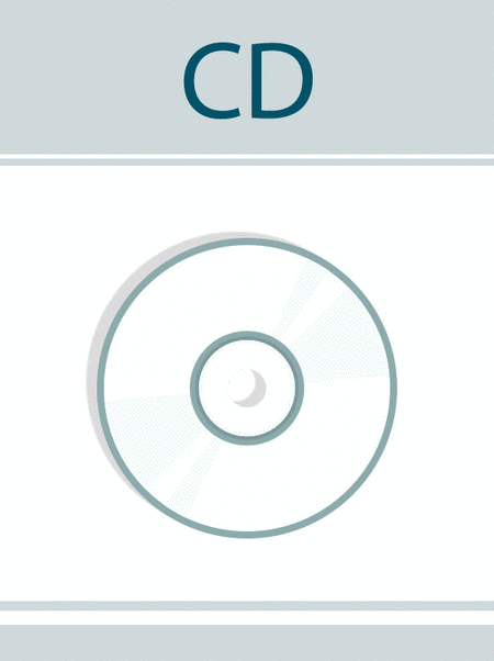 Jesus! - Stereo Accompaniment CD