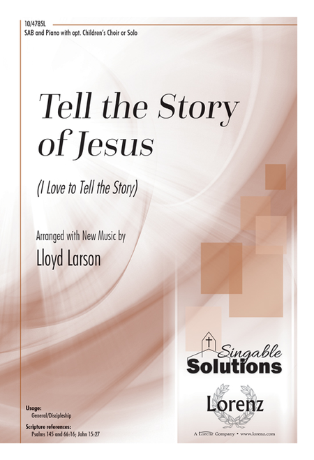 Tell the Story of Jesus