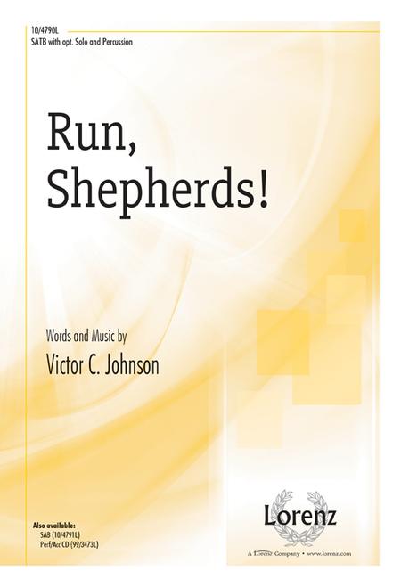 Run, Shepherds!