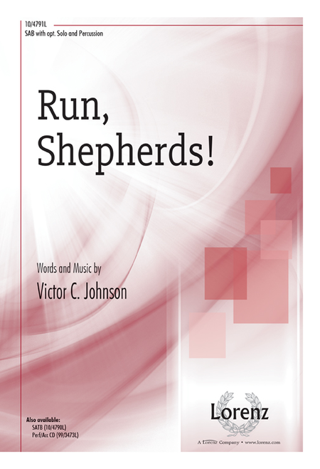 Run, Shepherds!