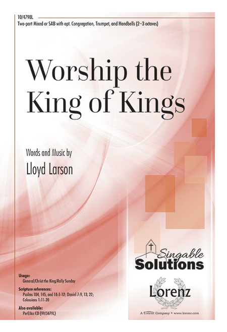 Worship the King of Kings