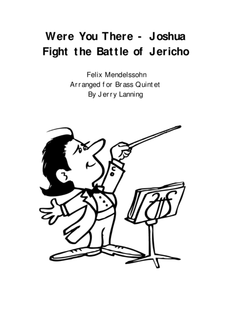 Were You There? - Joshua Fight the Battle of Jericho