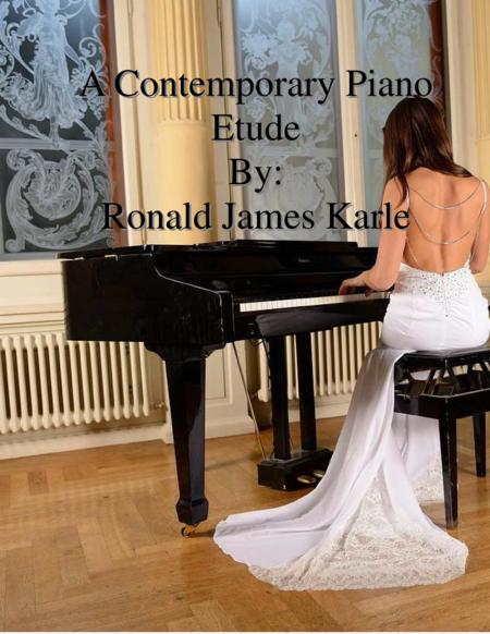 A Contempoary Piano Etude