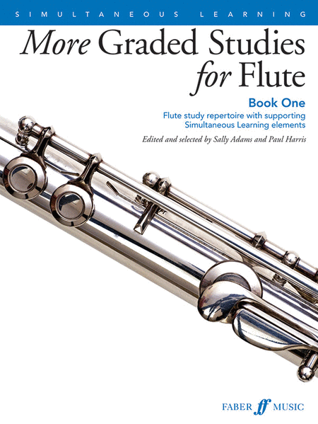 More Graded Studies for Flute, Book 1