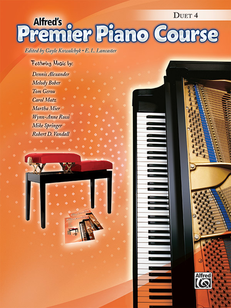 Premier Piano Course Duet, Book 4