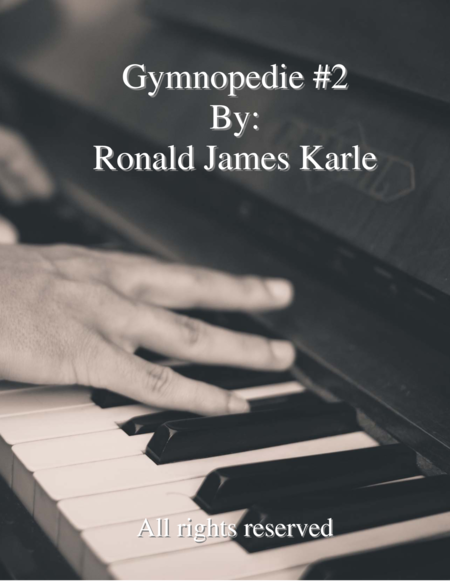 Gymnopedie #2