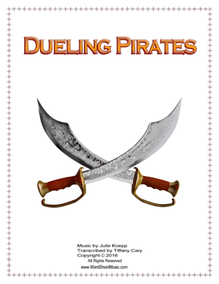 Dueling Pirates