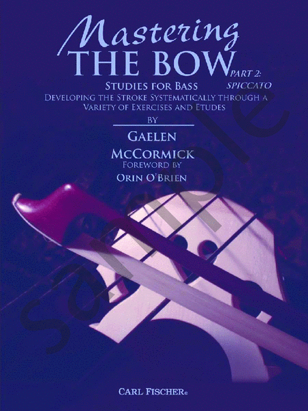 Mastering the Bow (Part 2: Spiccato)