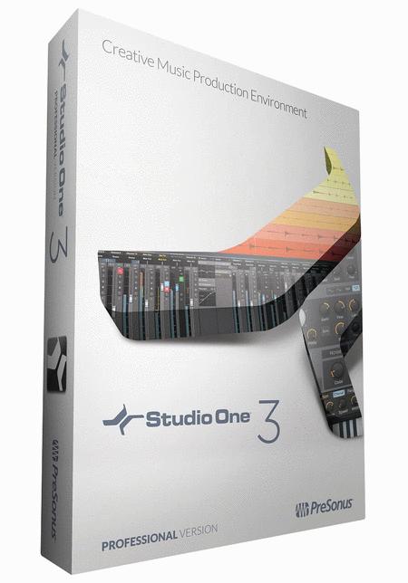 StudioOne® Professional 3