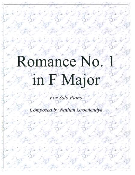 Romance No. 1 in F Major