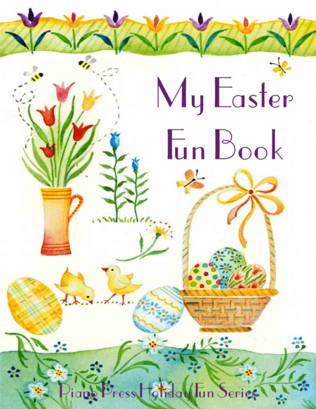 My Easter Fun Book