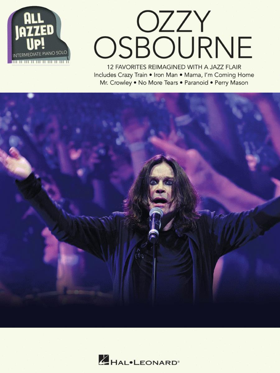 Ozzy Osbourne - All Jazzed Up!