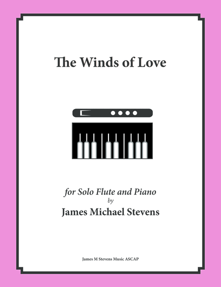 The Winds of Love - Solo Flute & Piano