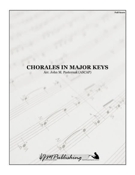 Chorales in Major Keys