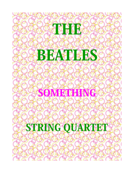 Something for String Quartet